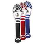 6563 Pompom Fairway Headcover