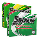 8021 Srixon Soft Feel Golf Balls